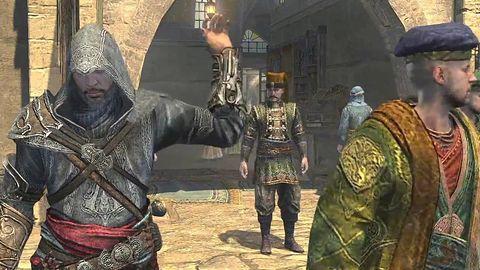 Klimatyczny zwiastun Assassin's Creed Revelations