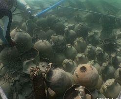 Majorka. Sensacja na dnie morza. Zapieczętowane od 1,7 tys. lat