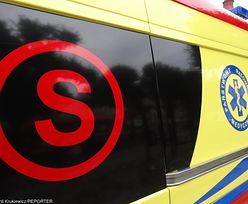 Dzieci zatrute czadem w Chorzowie. Siedem osób w szpitalu