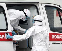 Walka z koronawirusem. Rosjanie wzięli ją bardzo na poważnie