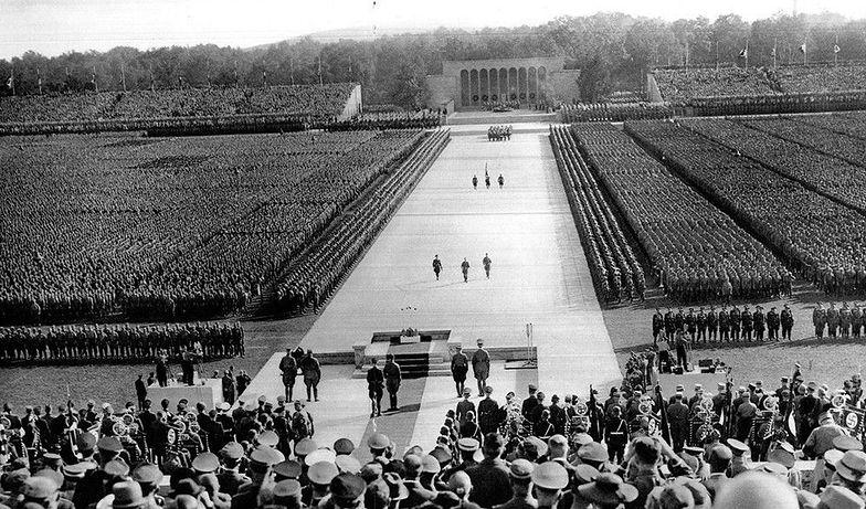 Teren zjazdów NSDAP