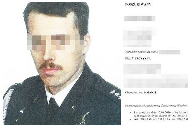 Oskarżony o szpiegostwo Piotr C.