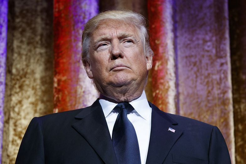Donald Trump - Finlandia grabi liście w lasach żeby uniknąć pożarów.
