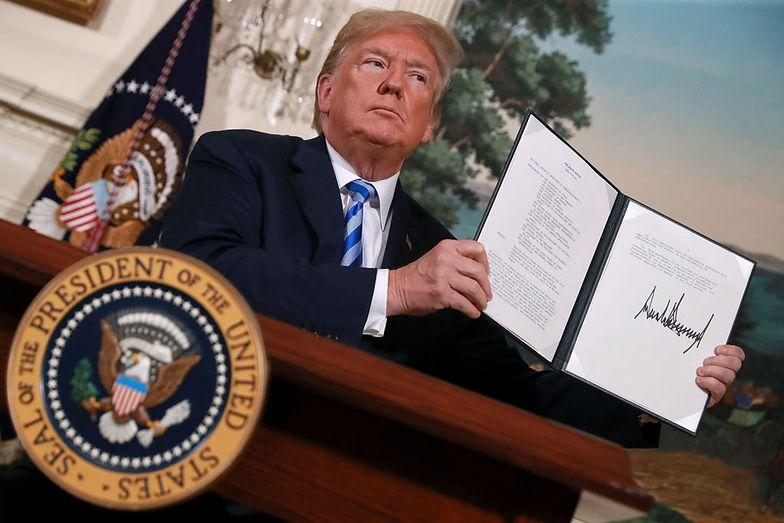 USA szykują atak na Iran. Pentagon ma przygotować plan uderzenia