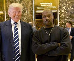 Kanye West prezydentem USA? Raper wyśmiany