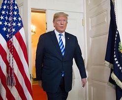 Donald Trump ogłosił decyzję ws. umowy z Iranem. USA nałożą sankcje