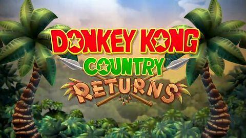 Donkey Kong znów rozrabia