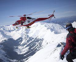 Akcja w Tatrach. Dwoje turystów utknęło na Skrajnym Granacie
