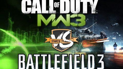 Starcie tytanów: Modern Warfare 3 kontra Battlefield 3[WYNIKI]