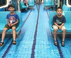 Zmienili metro w basen. Tak szykują się do uniwersjady
