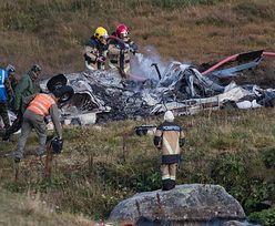 Sześć osób zginęło w katastrofie małego samolotu