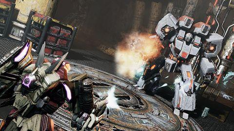 Klimatyczna galeria z Transformers: Fall of Cybertron