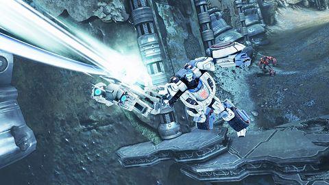 Demo Transformers: Fall of Cybertron to nie tylko misje dla samotników