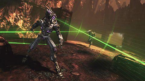 Transformers: Fall of Cybertron z datą premiery