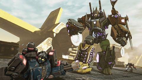 Autorzy Transformers biorą się za Marvela