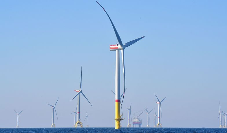 Portugalia. Największa morska elektrownia wiatrowa na świecie uruchomiona