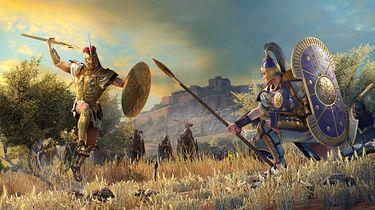 Starcie wojsk Hektora i Achillesa na nowym materiale z Total War Saga: Troy