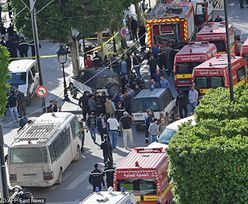 Tunis. Kobieta wysadziła się w powietrze przed hotelem