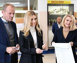 Wybory parlamentarne 2019. Katarzyna Tusk zagłosowała. Postawiła na klasykę