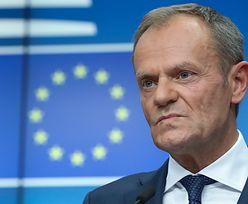 Rzeczniczka PiS drwi z Tuska. Tak reaguje na ostrzeżenie ws. UE