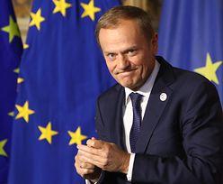 """Donald Tusk na Uniwersytecie Warszawskim. """"Władza przez cały rok obchodzi konstytucję"""""""
