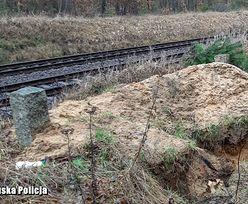 Torzym: Próba kradzieży przewodów na czynnym przejeździe kolejowym