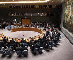 """USA chcą zwołania posiedzenia Rady Bezpieczeństwa ONZ w sprawie """"kryzysu w Wenezueli""""."""