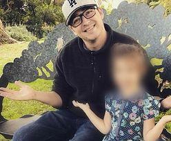 Bestialski mord w biały dzień. Zaatakował ojca z dzieckiem na kolanach