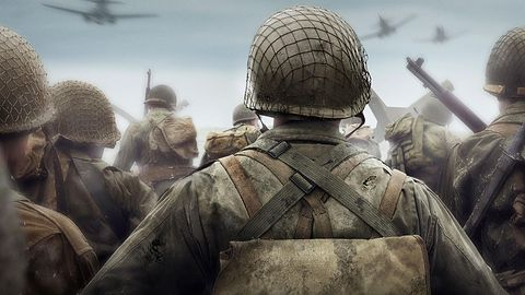 Call of Duty WWII - ten powrót do korzeni to na poważnie