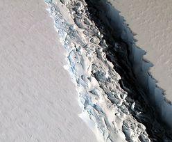 Gigantyczne kaniony odkryte w Antarktyce. Najdłuższy ma aż 350 km długości