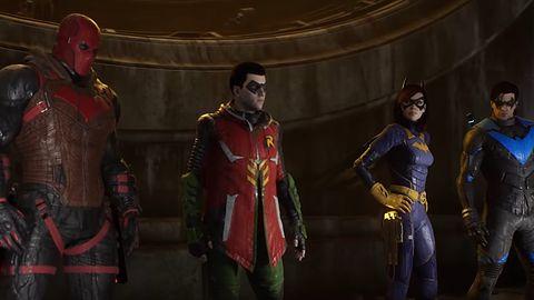 Gotham Knights z nowymi szczegółami. Gra nie będzie usługą