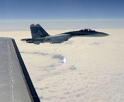 Ukraina. Katastrofa myśliwca Su-27