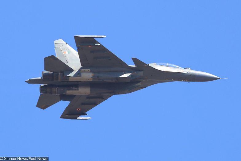 Łącznie przechwycono 10 samolotów rosyjskich sił powietrznych