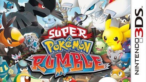 Super Pokemon Rumble - recenzja