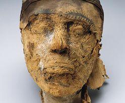 FBI rozwiązało starą sprawę. Przyjrzeli się mumii sprzed 4000 lat