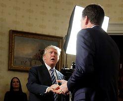 Trump zwolnił szefa FBI. To nowe Watergate?