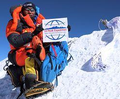 W tydzień wszedł dwa razy na Mount Everest. Znowu pobił rekord