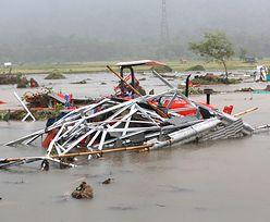 Tsunami w Indonezji: rośnie bilans ofiar. Władze przepraszają