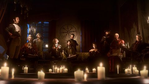 The Council, czyli co by było, gdyby Napoleon Bonaparte i Jerzy Waszyngton należeli do mrocznego bractwa