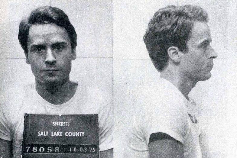 Mózg Teda Bundy'ego wyciągnięty po egzekucji. Został wykorzystany do badań