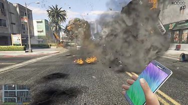 Bomba przypominająca Samsunga w GTA to dobry żart? Na pewno nie dla Samsunga
