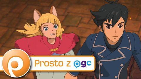 Ni No Kuni II: Revenant Kingdom - Hayao Miyazaki ze studia Ghibli będzie dumny