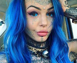 Zrobiła sobie tatuaż gałek ocznych. Nieprzewidziany skutek zabiegu