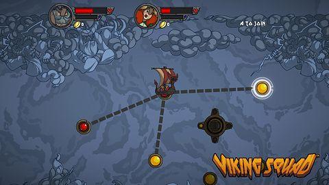 Wikingowie z Viking Squad wmaszerują na PS4 w 2015 roku
