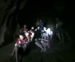 Tajska drużyna znaleziona w jaskini. To jednak nie koniec dramatu