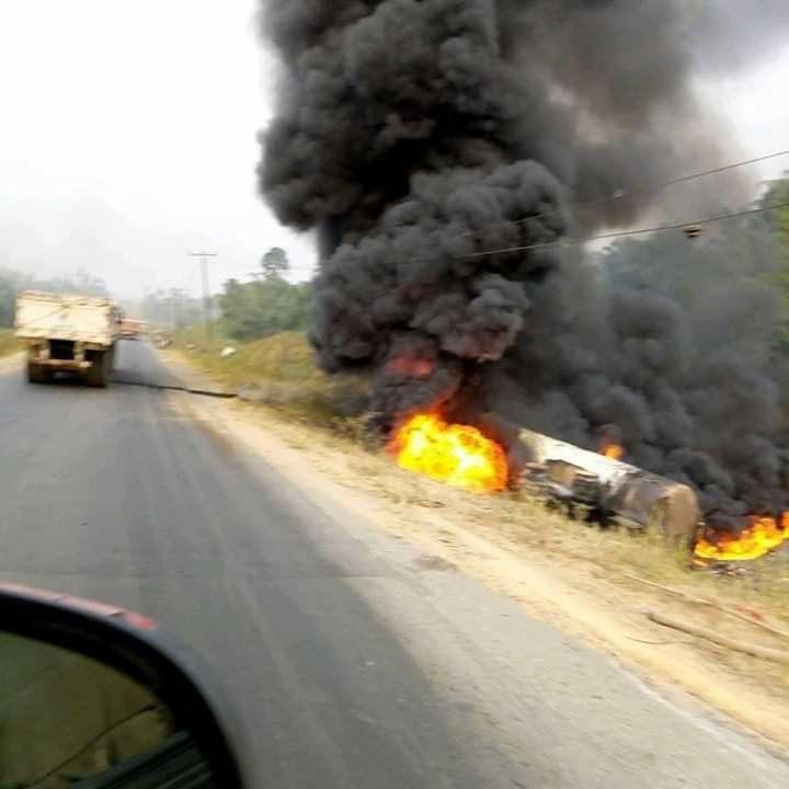 Nigeria. Wybuch cysterny zabił nawet 60 osób