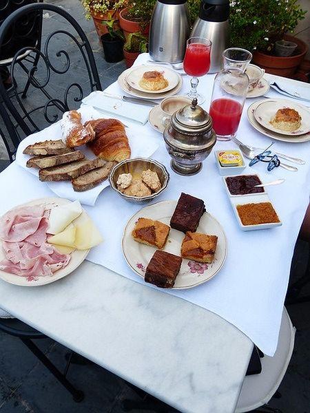 Przygotowanie śniadania