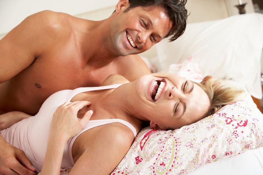 Dbanie o zaspokojenie partnerki