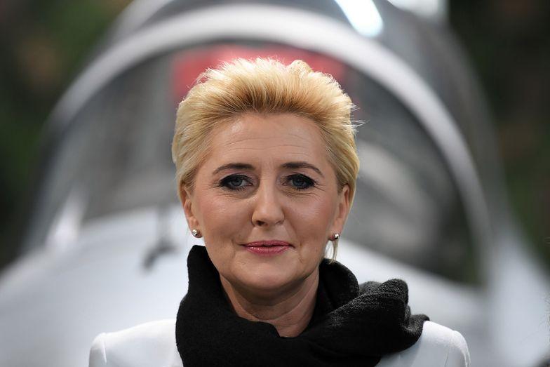 Pierwsza dama Agata Duda