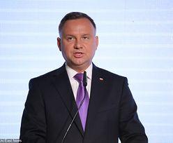 Prezydent Andrzej Duda skierował do TK ustawę o zmianie Kodeksu karnego